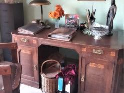 Exclusive Handcrafted Wood Desk