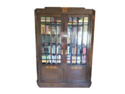 Design Bookcase, Solid Wood