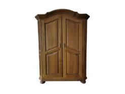 Wardrobe Cabinet, Solid Oakwood