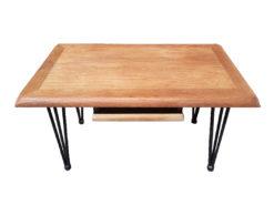 Designer Couchtisch, Solid Wood