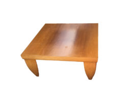 Coffee Table, Solid Cherry Wood