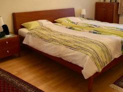 Complete Bedroom Furniture Set, Solid Wood