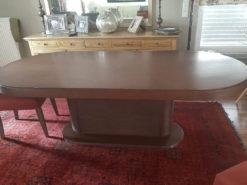 Designer Dining Room Table, Solid Wood