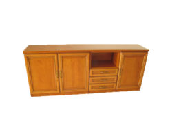 Commode, Made Of Solid Wood