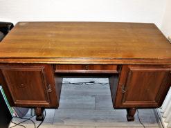 Wood Desk, 20th Century, Vintage
