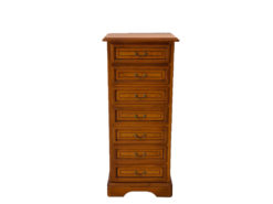 Chest of Drawers, Solid Wood, 118cm x 49cm