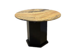 Round Dining Room Table, Marble