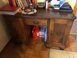 Small Desk With Desk Stool
