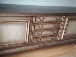 Antique Sideboard, Solid Wood