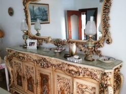 Dining Room Sideboard, Baroque-Style