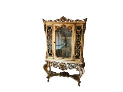 Dining Room Display Cabinet, Baroque-Style