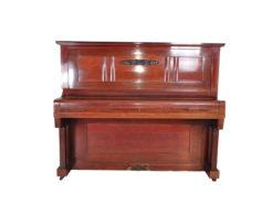 Brown Piano, Wilhelm Emmer, Pionofrabrik, Berlin