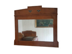 Mirror, 83cm x 72cm, Solid Wood