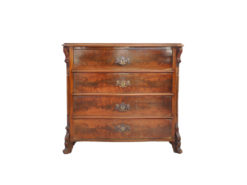 Antique Chest of Drawers, Solid Wood