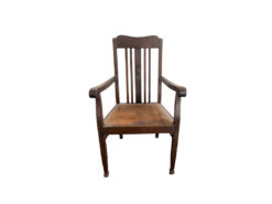 Armchair, Solid Wood, Chippendale