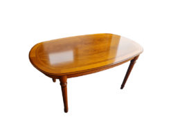 Extandable Dining Room Table, Chippendale