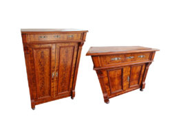 Cabinet and Commode, Solid Wood, Chippendale