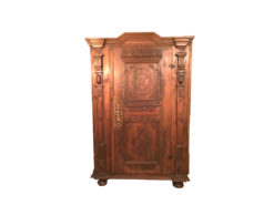 Antique Solid Wood Cabinet, Solid Wood