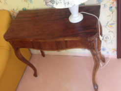 Side Table, Solid Wood, Midcentury