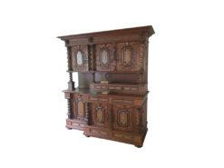 Gründerzeit-Cabinet, Buffet, Solid Wood