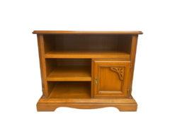 TV Cabinet, Solid Wood, Living Room
