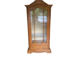 Display Cabinet, Solid Wood, Dining Room