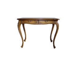 Warrings Side Table, Solid Wood, Chippendale-Style