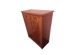Commode, Solid Wood, Midcentury