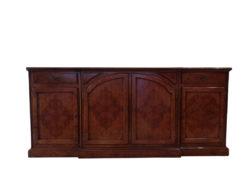 Sideboard, Walnut Wood, Living Room, Hall