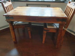 Wood Table, Kitchen, Dining Room
