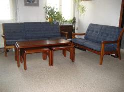 Danish Teak Wood Furniture, Coffee Tables, Sofa/Bench