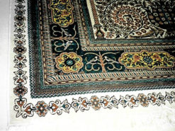 Carpet From China, 245x152cm, Isfahan Pattern