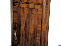 Corner Cabinet, Biedermeier, 1820, Mahogany