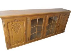 Cabinet, Belgium, Chippendale-Style, 1961, Oakwood