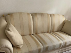 Luxury Sofa Set, 3-Seater, 2-Seater, Armchair, Living Room