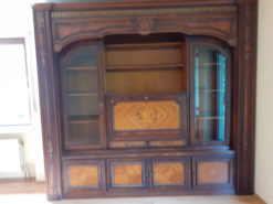 Antique Cabinet, Living Room, Inlays