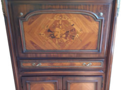 Cabinet / Commode, Living Room, Solid Wood, Inlays