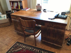Antique Study Furniture, 1913, Desk
