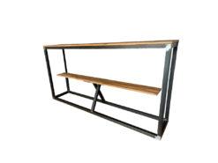 Designe Sideboard, Solid Wood, Living Room
