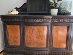 Buffet, Showcase, Solid Wood, Dining Room