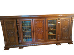 Display Cabinet, Solid Wood, Living/Dining Room