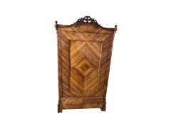 Biedermeier Wood Cabinet, Livingroom, Bedroom
