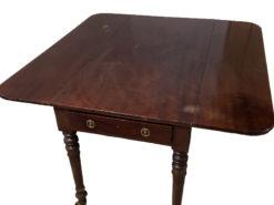 Folding Table, Regency, Solid Wood