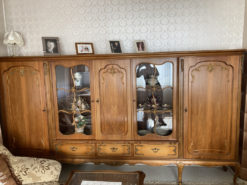 Dining Room Display Cabinet, Solid Wod