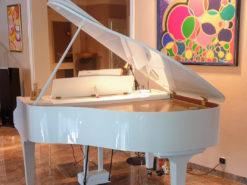 White Piano CP 205, KAWAI, Song Recorder, CD-Burner