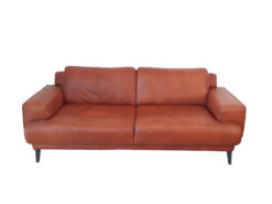 Red FOSCAARI Sofas, 2-Seater, 3-Seater, Leather