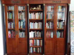 Bookcase, Display Cabinet, Living Room, Study