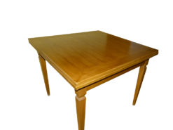 Table, 4 Chairs, Oakwood, Dining Room