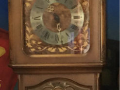 Grandfather Clock, Solid Wood