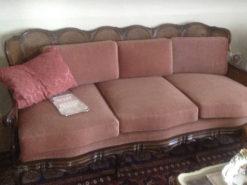 Sofa, Armchair & Round Coffetable, Living Room